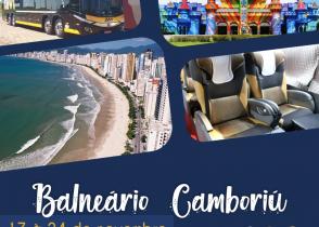 BALNEÁRIO CAMBORIÚ/BLUMENAU/POMERODE