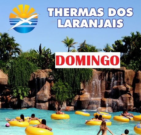 THERMAS DOS LARANJAIS – DOMINGO
