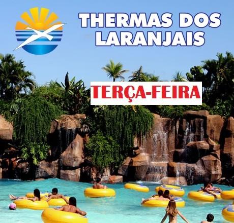 THERMAS DOS LARANJAIS – FÉRIAS