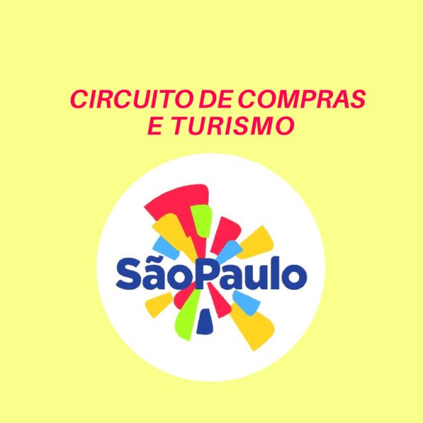 SÃO PAULO – CIRCUITO DE COMPRAS E TURISMO
