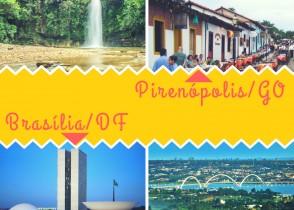 PIRENÓPOLIS/GO E BRASÍLIA/DF